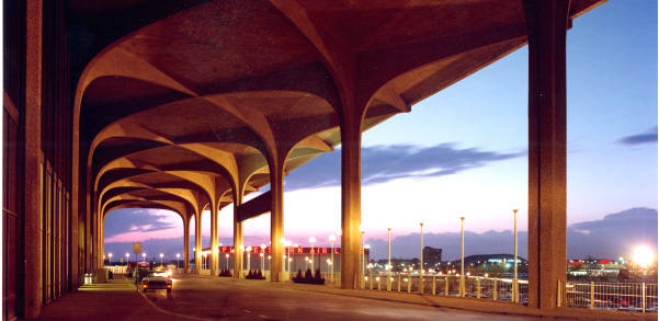 Boston Logan Airport Parking >> YAMASAKI - Eastern Airlines Terminal