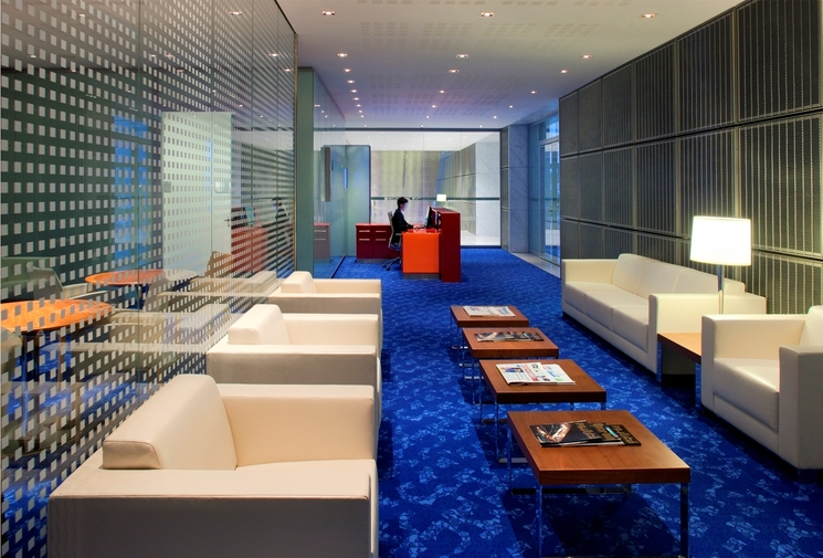 QNCC Business Centre Lounge